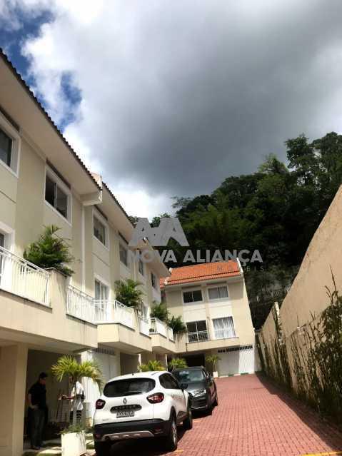 4ca0f032-10f4-46e8-8cc7-1f34de - Casa em Condomínio à venda Rua São Miguel,Tijuca, Rio de Janeiro - R$ 630.000 - NTCN20017 - 12