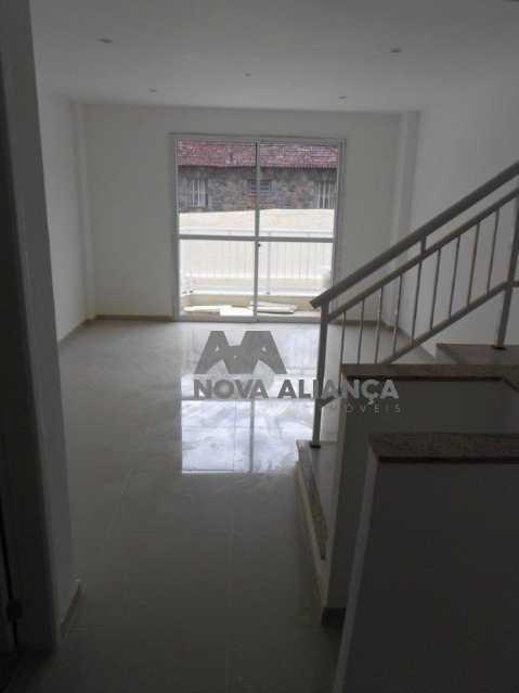 7bafe13a-dfdb-40b1-8c91-5871b4 - Casa em Condomínio à venda Rua São Miguel,Tijuca, Rio de Janeiro - R$ 630.000 - NTCN20017 - 1