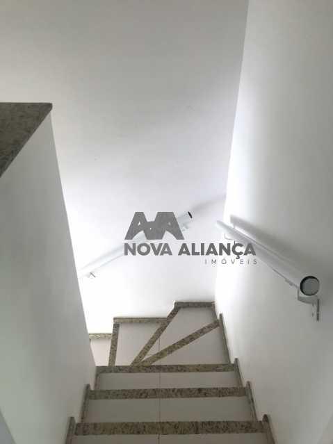 8ffdc2af-3bb0-4e49-82b0-ce338d - Casa em Condomínio à venda Rua São Miguel,Tijuca, Rio de Janeiro - R$ 630.000 - NTCN20017 - 17