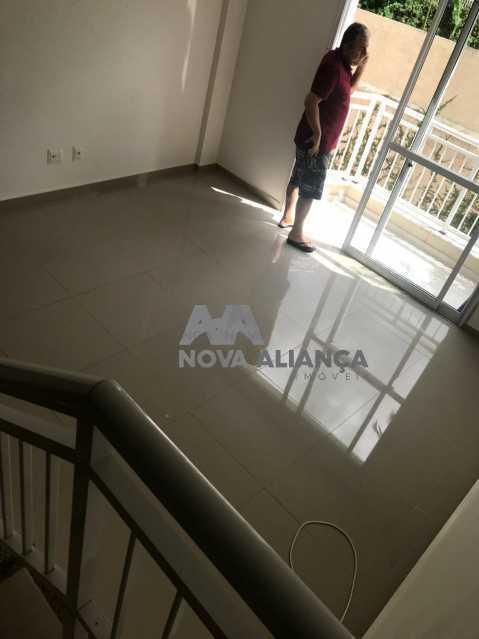 b673cab7-e5d1-4523-aac6-c73a3a - Casa em Condomínio à venda Rua São Miguel,Tijuca, Rio de Janeiro - R$ 630.000 - NTCN20017 - 5