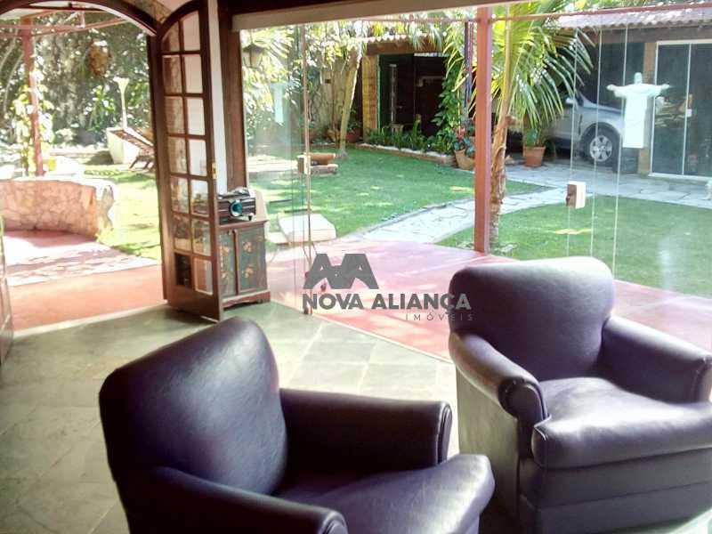 Casa Cosme Velho 8 - Casa à venda Rua Cosme Velho,Cosme Velho, Rio de Janeiro - R$ 2.205.000 - NCCA50010 - 1