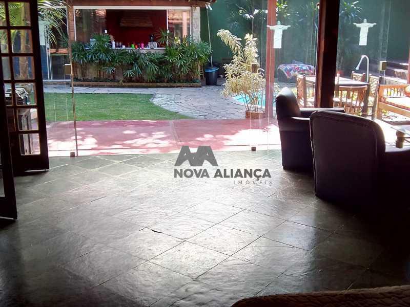 Casa Cosme Velho 11 - Casa à venda Rua Cosme Velho,Cosme Velho, Rio de Janeiro - R$ 2.205.000 - NCCA50010 - 4