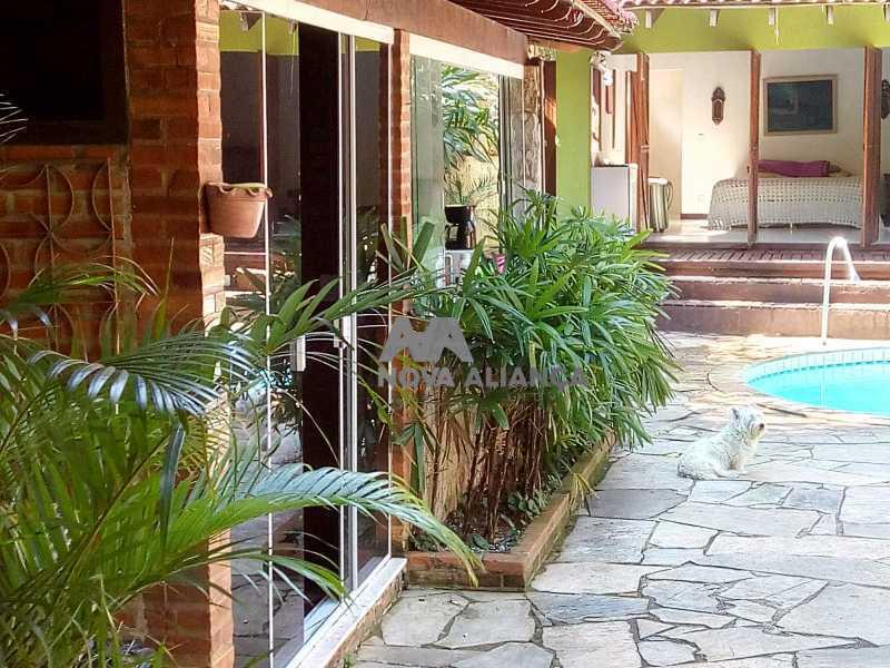 Casa Cosme Velho 23 - Casa à venda Rua Cosme Velho,Cosme Velho, Rio de Janeiro - R$ 2.205.000 - NCCA50010 - 6