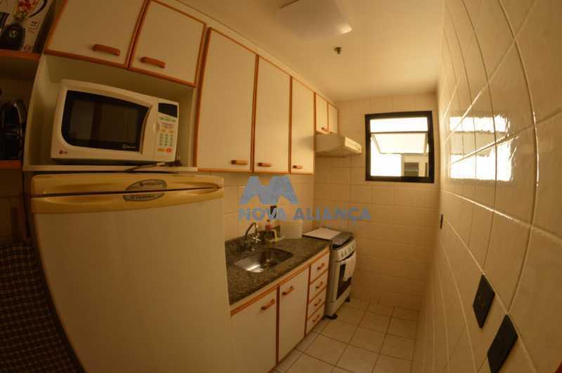 foto 03. - Flat à venda Rua Francisco Otaviano,Ipanema, Rio de Janeiro - R$ 710.000 - NIFL10070 - 14