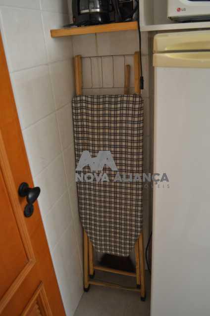 foto 14. - Flat à venda Rua Francisco Otaviano,Ipanema, Rio de Janeiro - R$ 710.000 - NIFL10070 - 16