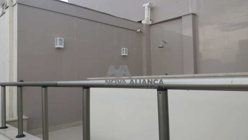 foto 25. - Flat à venda Rua Francisco Otaviano,Ipanema, Rio de Janeiro - R$ 710.000 - NIFL10070 - 20