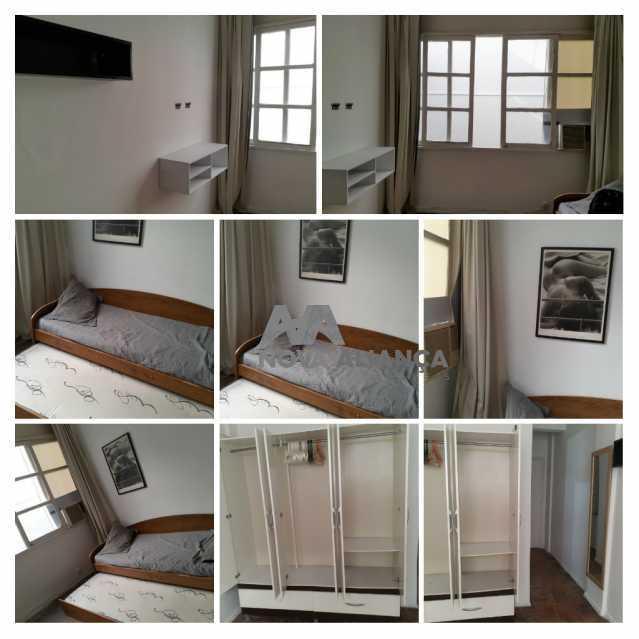 CONJUGADO -BOTAFOGO - Kitnet/Conjugado 36m² à venda Praia de Botafogo,Botafogo, Rio de Janeiro - R$ 380.000 - NBKI00154 - 4