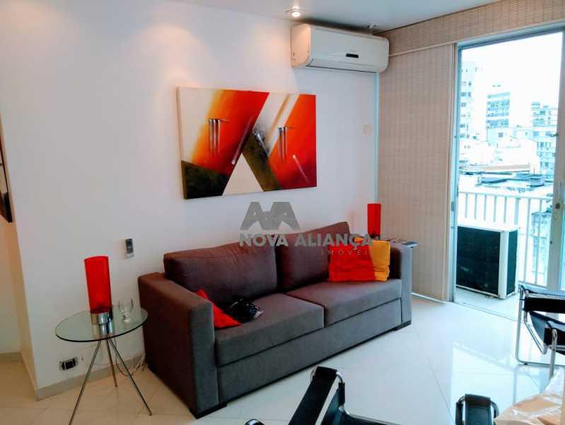 1b5e8e4e-28f3-4673-b7d9-460bb5 - Apartamento à venda Rua Almirante Guilhem,Leblon, Rio de Janeiro - R$ 2.850.000 - NIAP32044 - 1