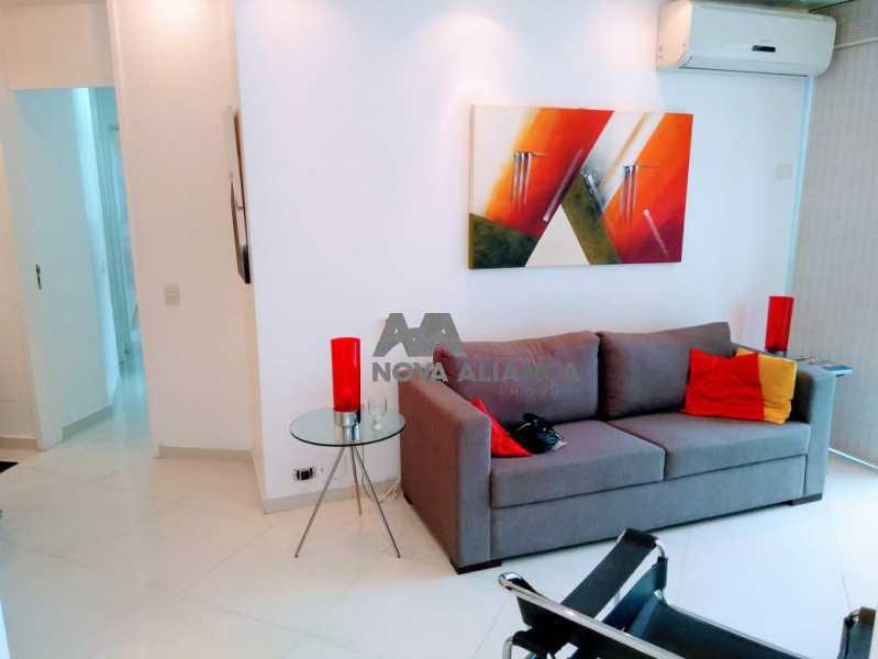 2d4f813e-e5b3-481f-a5b6-f2a629 - Apartamento à venda Rua Almirante Guilhem,Leblon, Rio de Janeiro - R$ 2.850.000 - NIAP32044 - 3