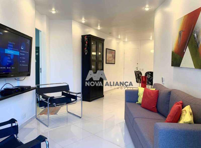 5fba186e-e90d-4319-a003-bbfaeb - Apartamento à venda Rua Almirante Guilhem,Leblon, Rio de Janeiro - R$ 2.850.000 - NIAP32044 - 4