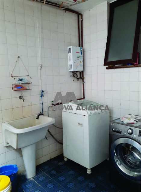 área de serviço - Casa em Condomínio à venda Rua Engenheiro Gama Lobo,Vila Isabel, Rio de Janeiro - R$ 1.550.000 - NTCN30015 - 30