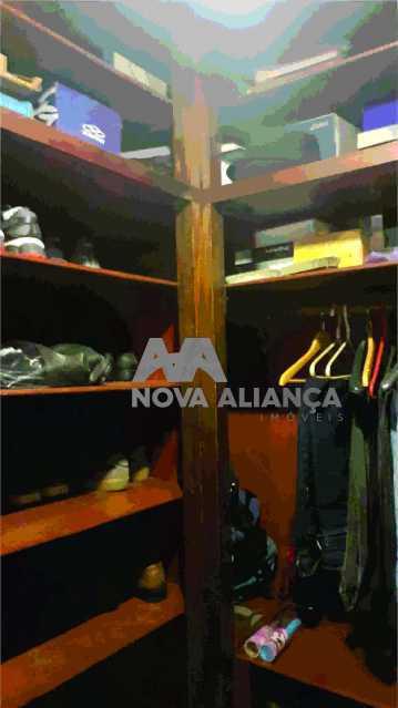 Closet 1 - Casa em Condomínio à venda Rua Engenheiro Gama Lobo,Vila Isabel, Rio de Janeiro - R$ 1.550.000 - NTCN30015 - 11