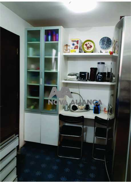 cozinha 3 - Casa em Condomínio à venda Rua Engenheiro Gama Lobo,Vila Isabel, Rio de Janeiro - R$ 1.550.000 - NTCN30015 - 22