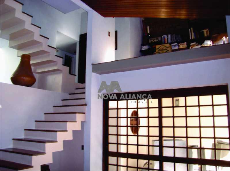 mezanino - Casa em Condomínio à venda Rua Engenheiro Gama Lobo,Vila Isabel, Rio de Janeiro - R$ 1.550.000 - NTCN30015 - 3