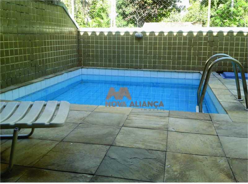 pisc e deck - Casa em Condomínio à venda Rua Engenheiro Gama Lobo,Vila Isabel, Rio de Janeiro - R$ 1.550.000 - NTCN30015 - 29