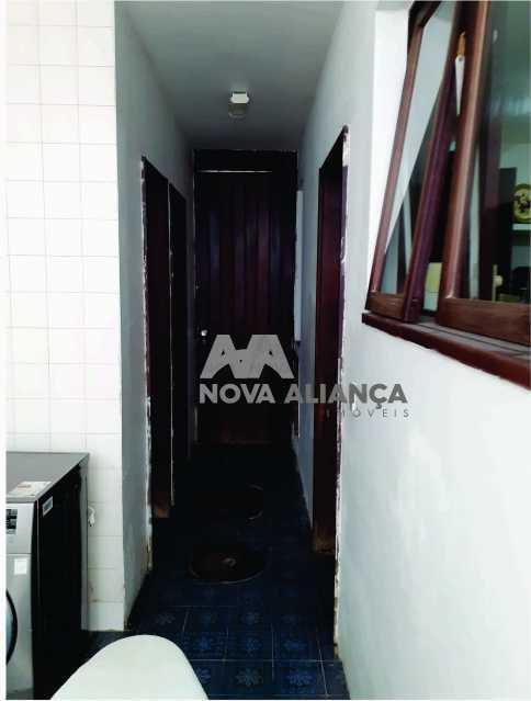 porta serv - Casa em Condomínio à venda Rua Engenheiro Gama Lobo,Vila Isabel, Rio de Janeiro - R$ 1.550.000 - NTCN30015 - 16