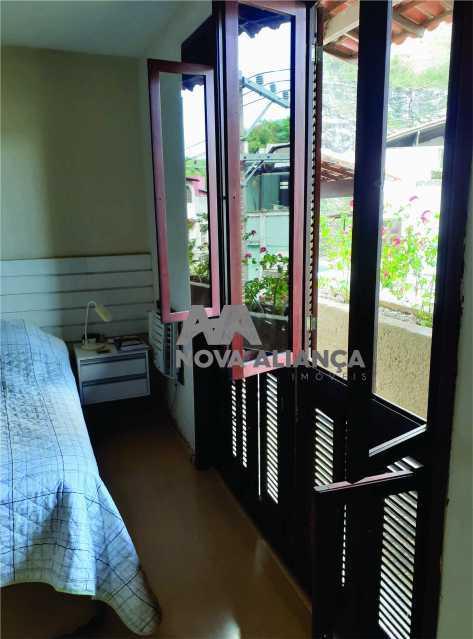 porta suíte - Casa em Condomínio à venda Rua Engenheiro Gama Lobo,Vila Isabel, Rio de Janeiro - R$ 1.550.000 - NTCN30015 - 9