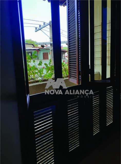 porta varanda - Casa em Condomínio à venda Rua Engenheiro Gama Lobo,Vila Isabel, Rio de Janeiro - R$ 1.550.000 - NTCN30015 - 15
