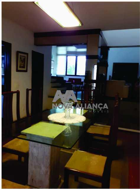 sala jantar - Casa em Condomínio à venda Rua Engenheiro Gama Lobo,Vila Isabel, Rio de Janeiro - R$ 1.550.000 - NTCN30015 - 5