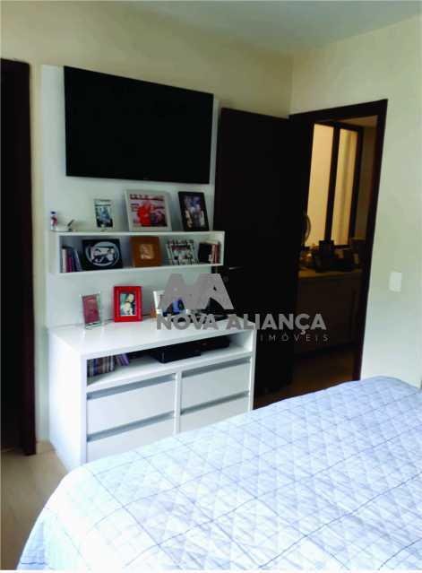 suíte 2 - Casa em Condomínio à venda Rua Engenheiro Gama Lobo,Vila Isabel, Rio de Janeiro - R$ 1.550.000 - NTCN30015 - 7