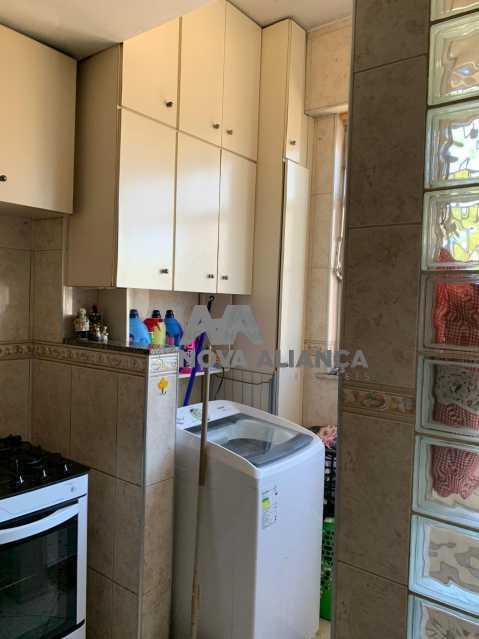 36044701-9a98-49bd-a2ea-d0a907 - Apartamento à venda Rua General Rodrigues,Rocha, Rio de Janeiro - R$ 260.000 - NBAP22191 - 12