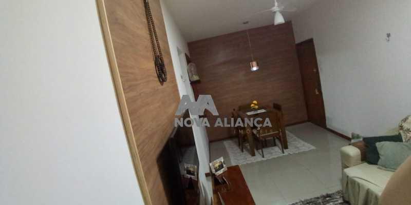 1 - Apartamento à venda Rua Afonso Cláudio,Pitangueiras, Rio de Janeiro - R$ 350.000 - NFAP21573 - 4