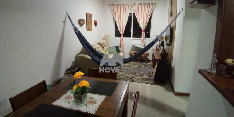 9 - Apartamento à venda Rua Afonso Cláudio,Pitangueiras, Rio de Janeiro - R$ 350.000 - NFAP21573 - 1