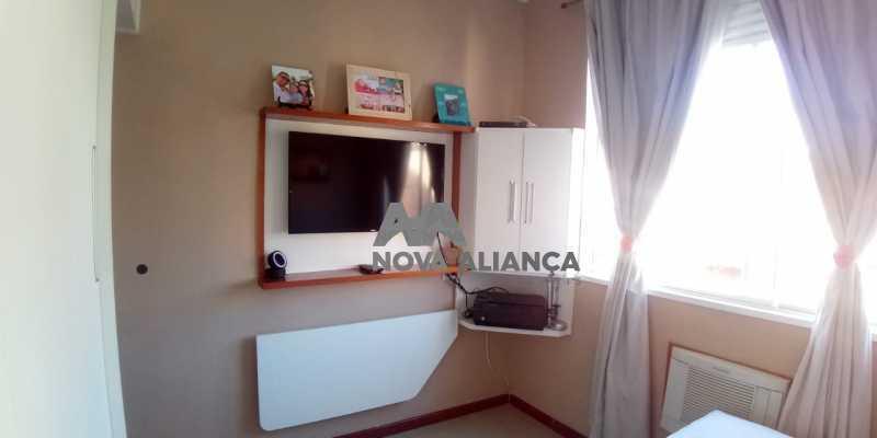 14 - Apartamento à venda Rua Afonso Cláudio,Pitangueiras, Rio de Janeiro - R$ 350.000 - NFAP21573 - 11
