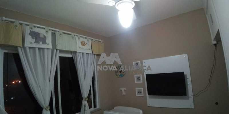 18 - Apartamento à venda Rua Afonso Cláudio,Pitangueiras, Rio de Janeiro - R$ 350.000 - NFAP21573 - 13