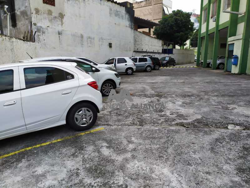 23 - Apartamento à venda Rua Afonso Cláudio,Pitangueiras, Rio de Janeiro - R$ 350.000 - NFAP21573 - 23