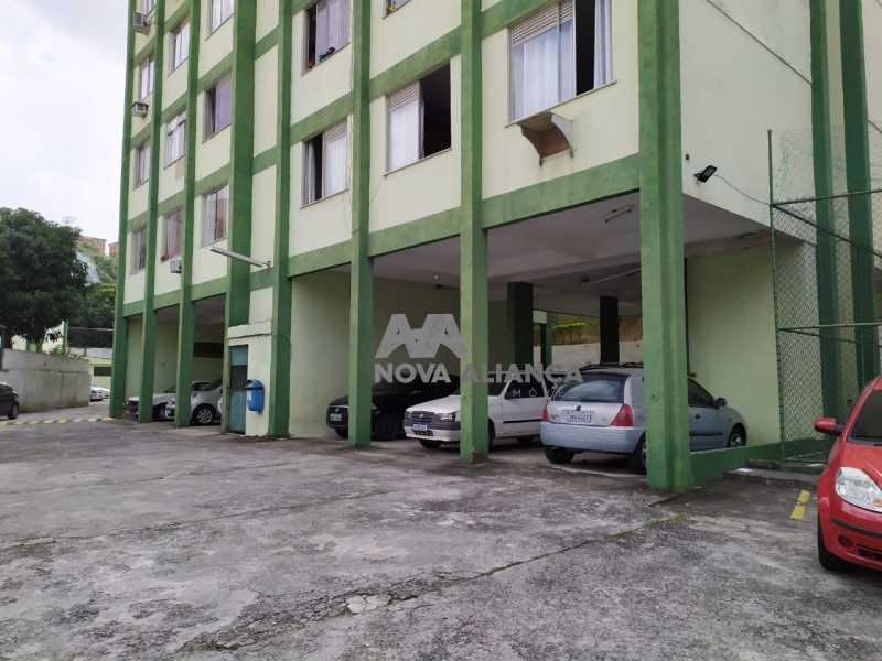 24 - Apartamento à venda Rua Afonso Cláudio,Pitangueiras, Rio de Janeiro - R$ 350.000 - NFAP21573 - 24
