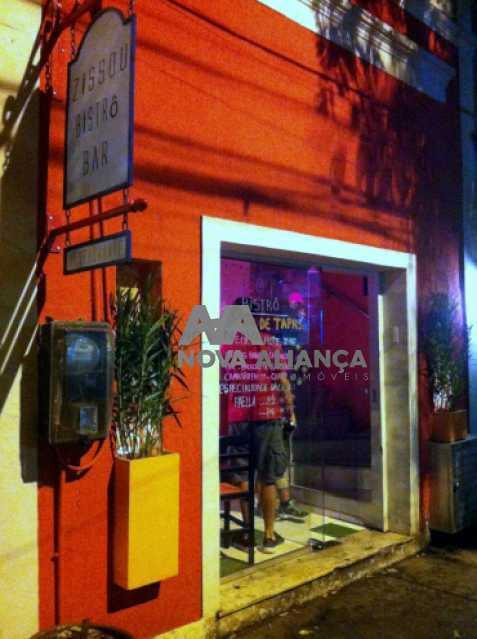02 - Casa Comercial 100m² à venda Rua Paulo Barreto,Botafogo, Rio de Janeiro - R$ 600.000 - NBCC00014 - 1