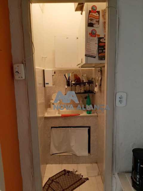 Cozinha - Kitnet/Conjugado 24m² à venda Praça da Bandeira,Praça da Bandeira, Rio de Janeiro - R$ 185.000 - NTKI00023 - 10