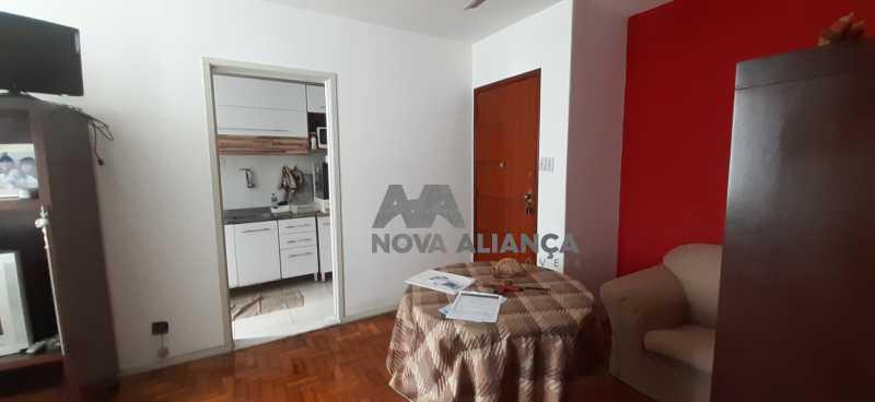 Sala outro lado - Apartamento à venda Rua Araújo Leitão,Engenho Novo, Rio de Janeiro - R$ 170.000 - NTAP31435 - 1