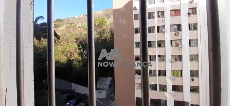 Vista do Quarto - Apartamento à venda Rua Araújo Leitão,Engenho Novo, Rio de Janeiro - R$ 170.000 - NTAP31435 - 4