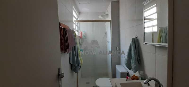 Banheiro - Apartamento à venda Rua Araújo Leitão,Engenho Novo, Rio de Janeiro - R$ 170.000 - NTAP31435 - 9