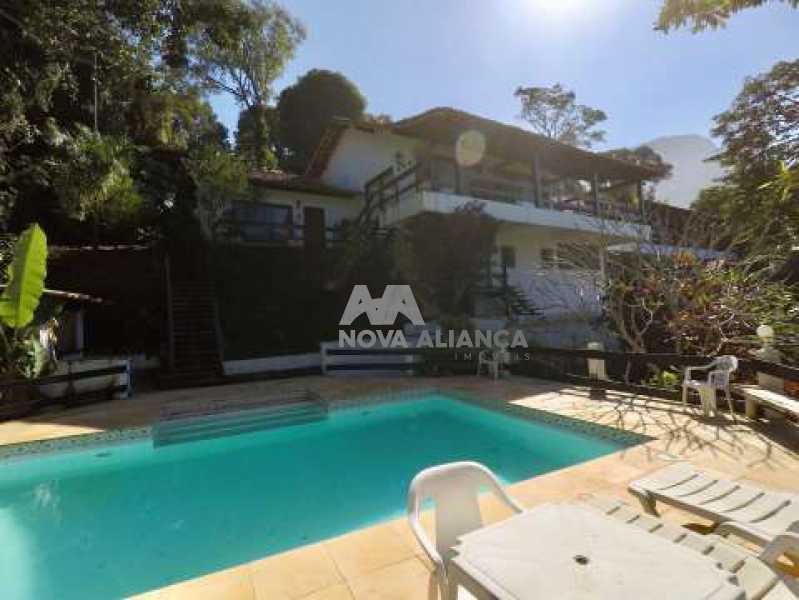 3edf54adc978802351eb1abbb4cc28 - Casa em Condomínio à venda Rua Elvira Niemeyer,São Conrado, Rio de Janeiro - R$ 6.000.000 - NSCN40006 - 3