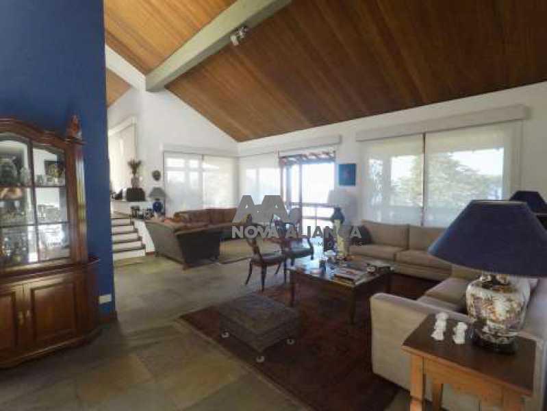 8ef5d1f8b117744c0355606b33ef3e - Casa em Condomínio à venda Rua Elvira Niemeyer,São Conrado, Rio de Janeiro - R$ 6.000.000 - NSCN40006 - 6