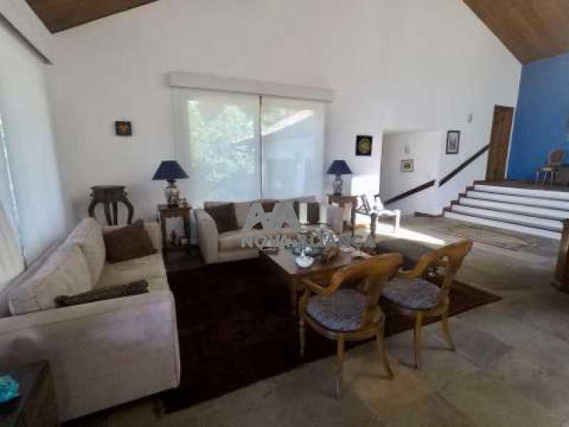 410d530d0beb173a351a3d8a5a3929 - Casa em Condomínio à venda Rua Elvira Niemeyer,São Conrado, Rio de Janeiro - R$ 6.000.000 - NSCN40006 - 1