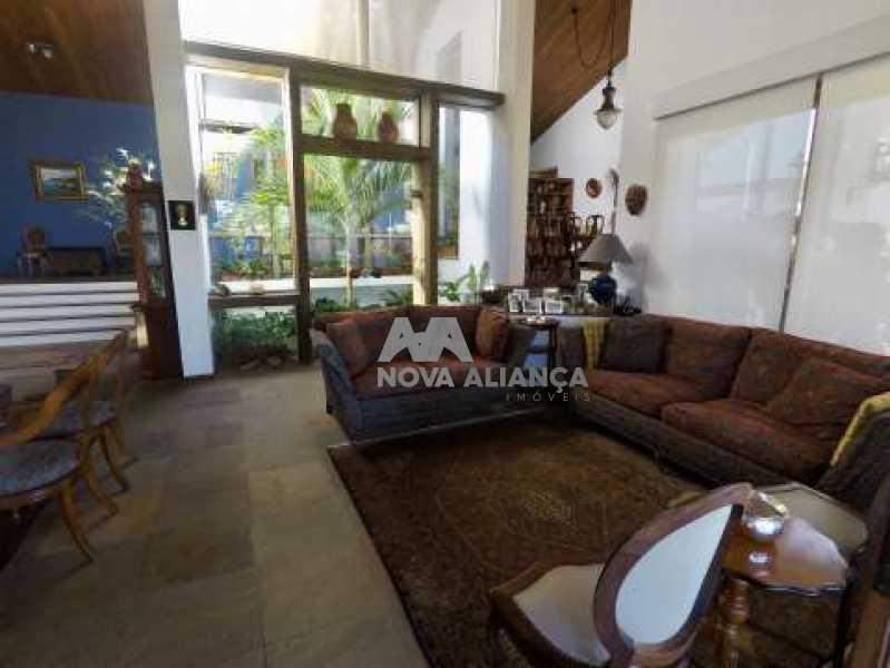 1183cd0e130547eaa3d451058de948 - Casa em Condomínio à venda Rua Elvira Niemeyer,São Conrado, Rio de Janeiro - R$ 6.000.000 - NSCN40006 - 14