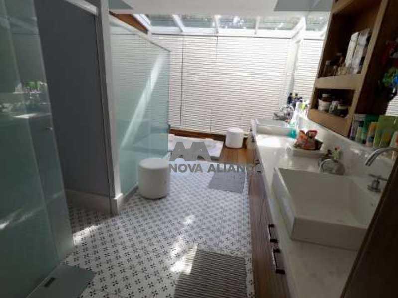 3695519950d09d0c1709349c2013d4 - Casa em Condomínio à venda Rua Elvira Niemeyer,São Conrado, Rio de Janeiro - R$ 6.000.000 - NSCN40006 - 19