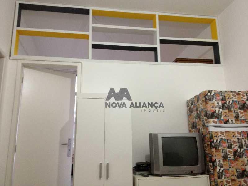 IMG_0664 - Kitnet/Conjugado 25m² à venda Rua das Laranjeiras,Laranjeiras, Rio de Janeiro - R$ 260.000 - NFKI10100 - 1