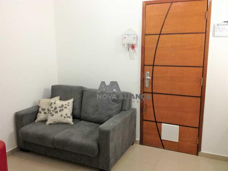 IMG_0713.1 1 - Kitnet/Conjugado 25m² à venda Rua das Laranjeiras,Laranjeiras, Rio de Janeiro - R$ 260.000 - NFKI10100 - 14