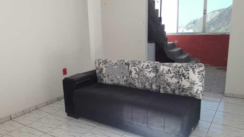 84965d0d-0d4b-4909-b33e-ce3d78 - Casa à venda Ladeira dos Tabajaras,Copacabana, Rio de Janeiro - R$ 150.000 - NFCA10007 - 10