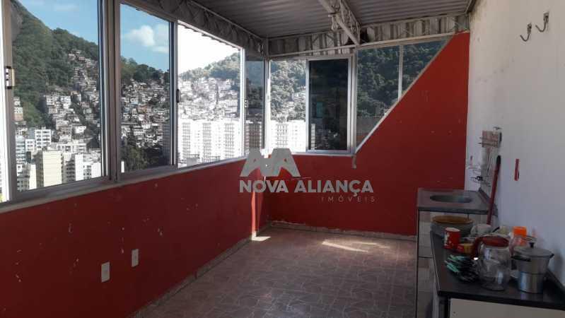e73de291-b581-4ff1-ade0-d5df68 - Casa à venda Ladeira dos Tabajaras,Copacabana, Rio de Janeiro - R$ 150.000 - NFCA10007 - 17