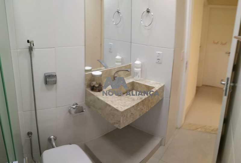Banheiro Social 2 - Cobertura 3 quartos à venda Rio Comprido, Rio de Janeiro - R$ 580.000 - NTCO30136 - 18