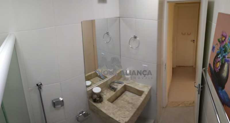 Banheiro Social 2-2 - Cobertura 3 quartos à venda Rio Comprido, Rio de Janeiro - R$ 580.000 - NTCO30136 - 19