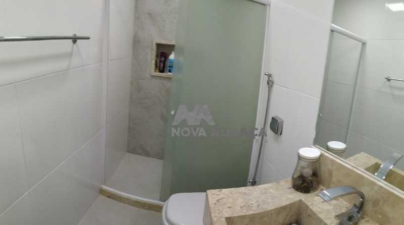 Banheiro Social 2-3 - Cobertura 3 quartos à venda Rio Comprido, Rio de Janeiro - R$ 580.000 - NTCO30136 - 20