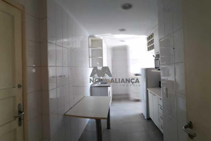 Cozinha - Cobertura 3 quartos à venda Rio Comprido, Rio de Janeiro - R$ 580.000 - NTCO30136 - 15
