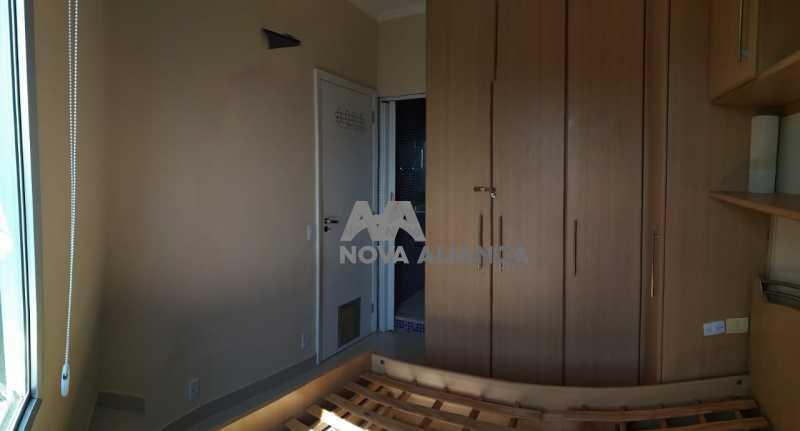 Quarto 1 - Cobertura 3 quartos à venda Rio Comprido, Rio de Janeiro - R$ 580.000 - NTCO30136 - 12